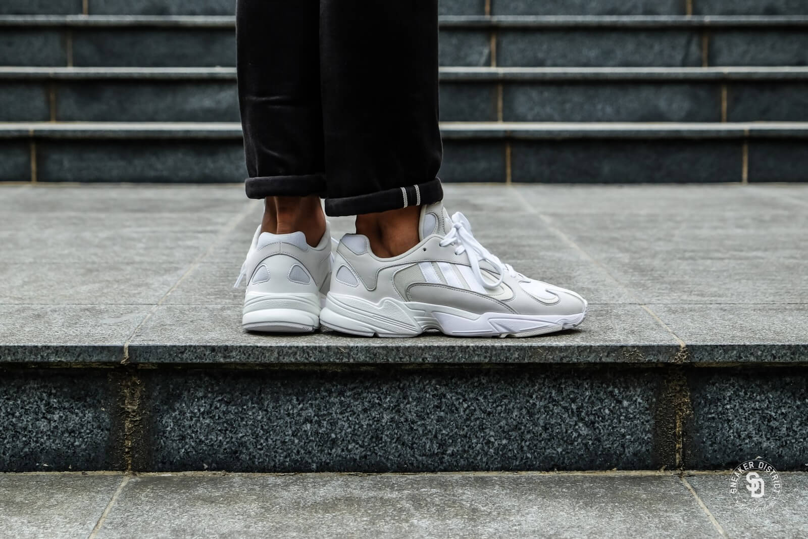 Adidas Yung 1 Cloud White/Footwear White - B37616