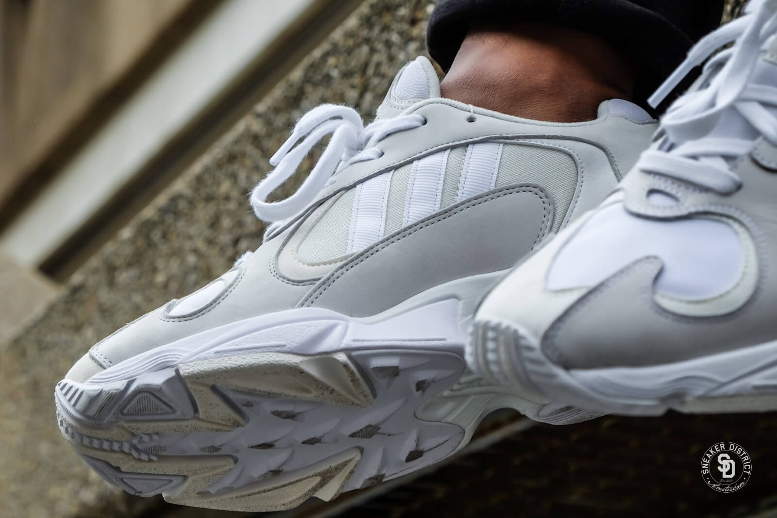 adidas yung 1 homme soldes