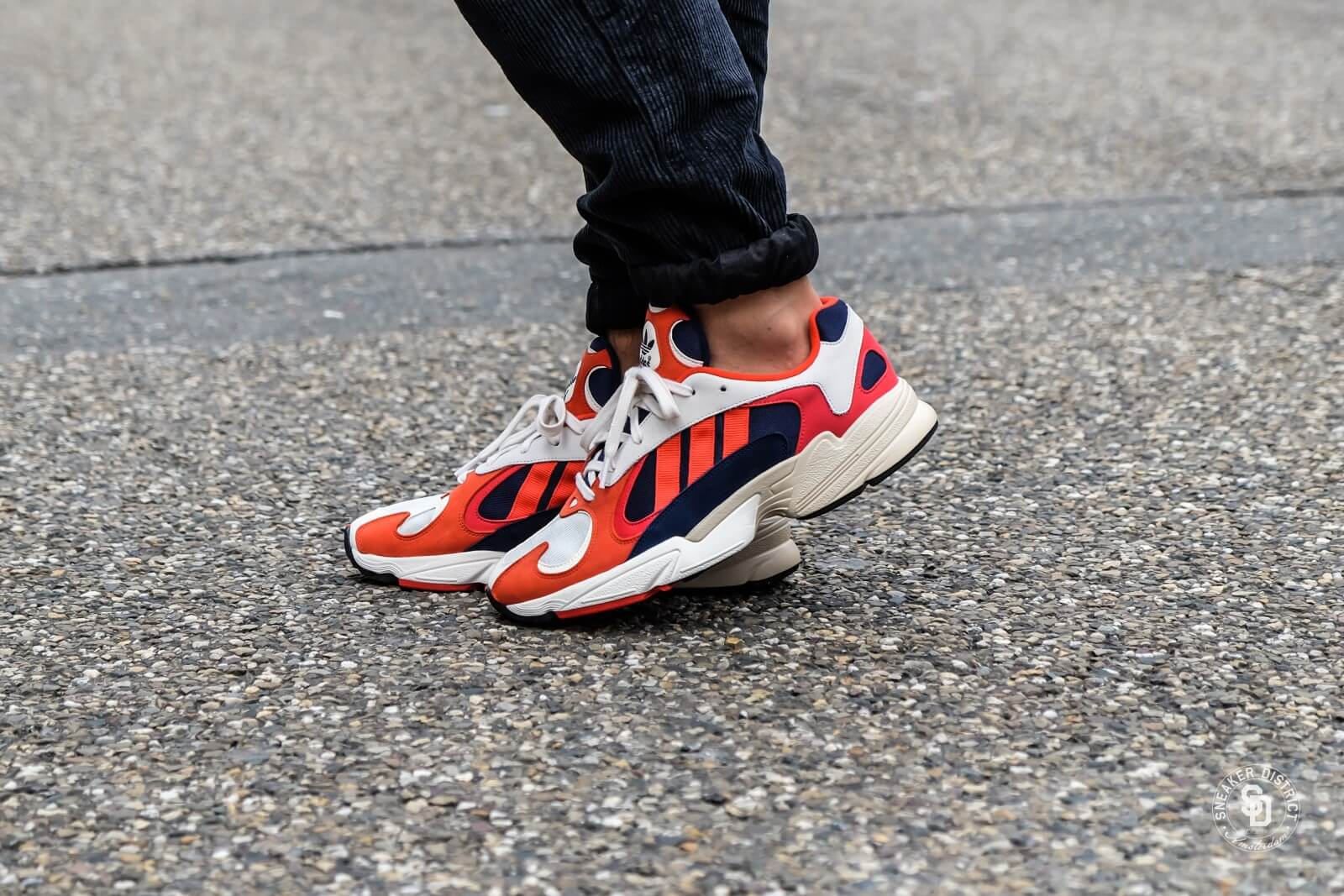 adidas yung 1 femme soldes
