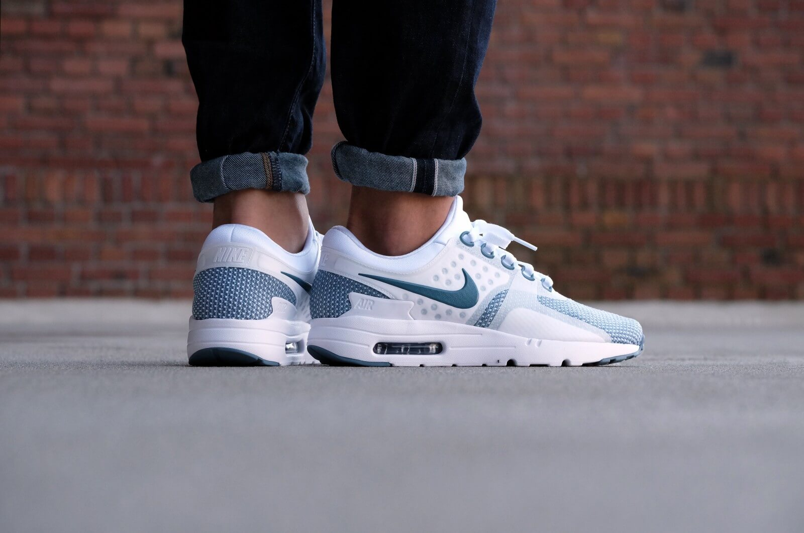 Nike Air Max Zero Essential Smokey Blue | Sneaker District