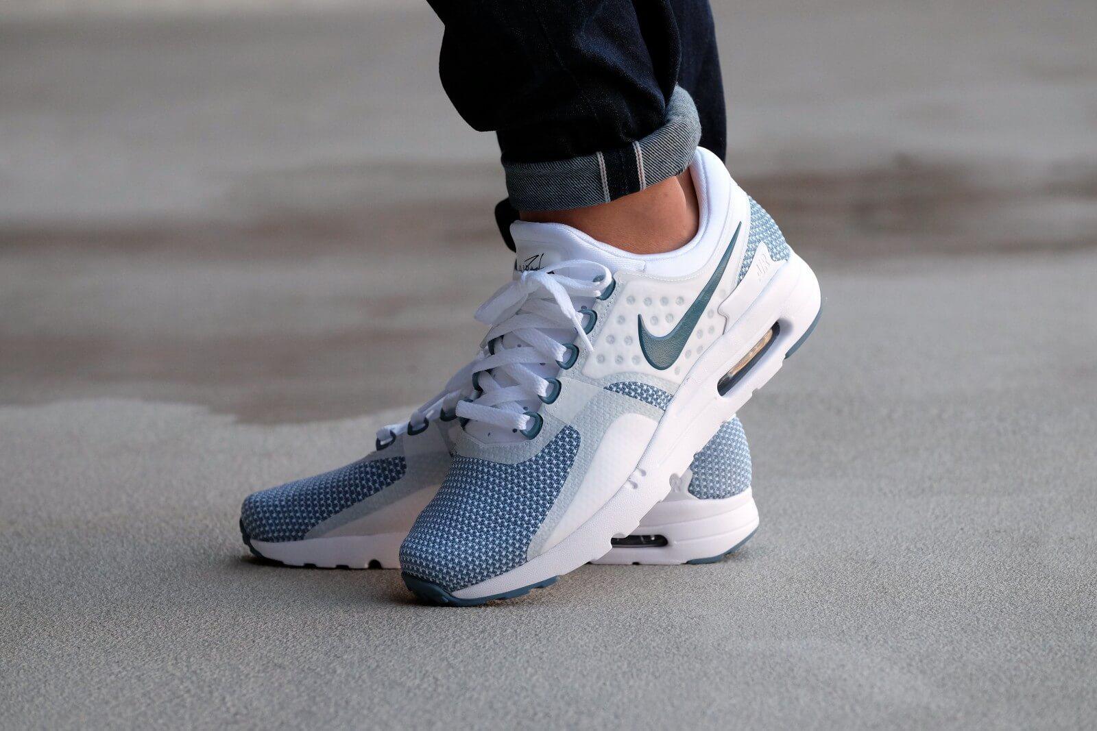 Air Blue Zero Max Smokey District Essential Nike Sneaker OvqAwzdOx