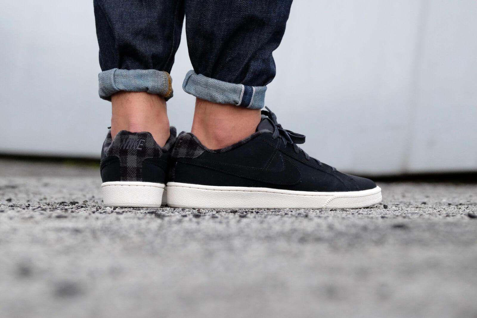 Nike Court Royale Premium Black/Black - Anthracite - Phantom