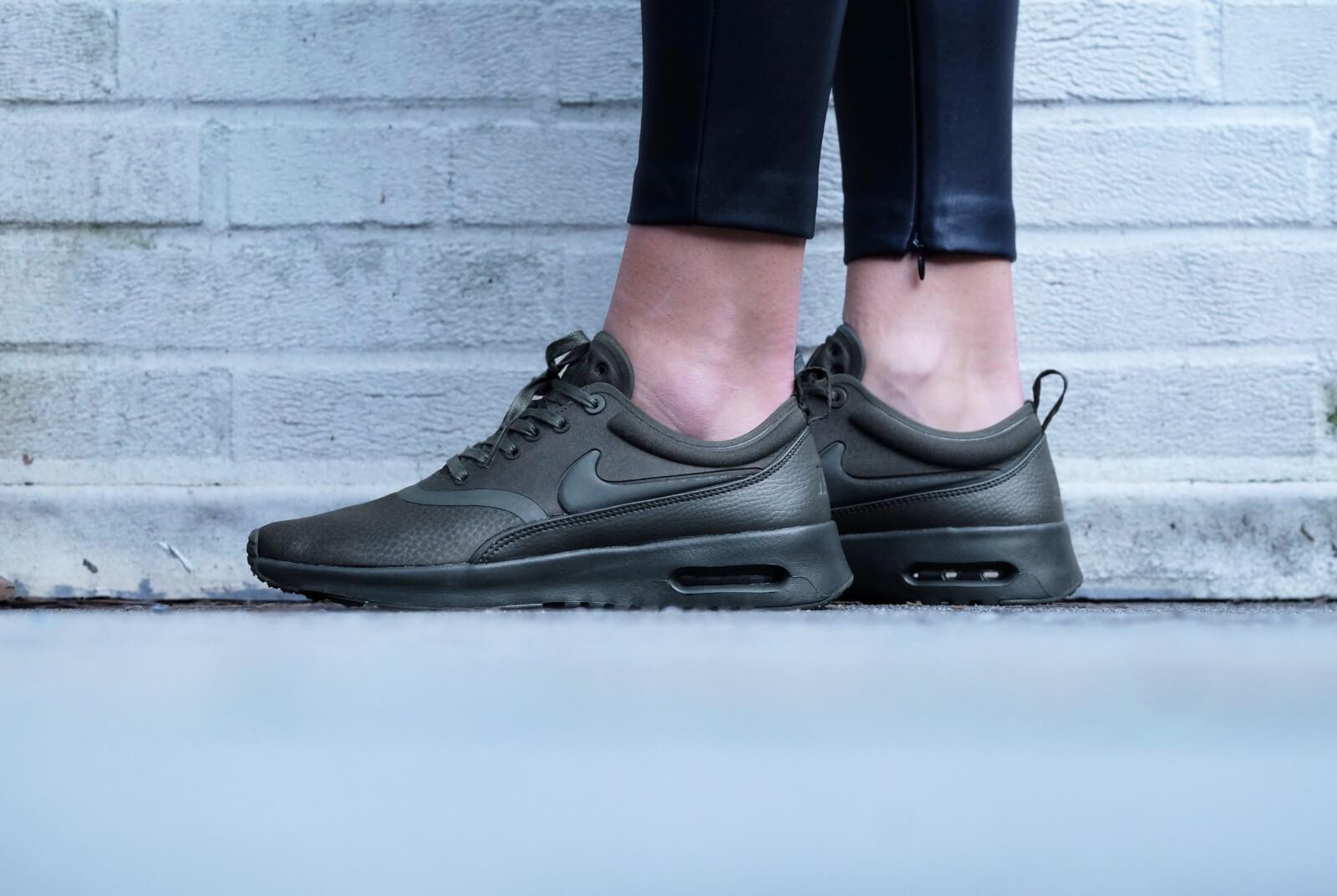 Nike Air Max Thea Ultra Premium Sequoia Medium Olive 848279 301