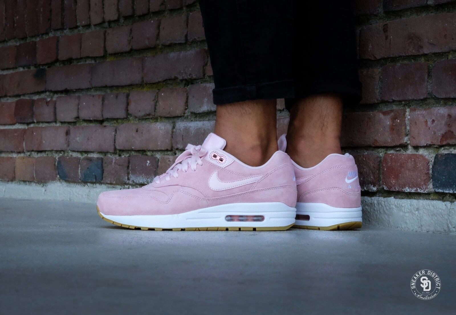 Nike WMNS Rose Air Max 1 SD Prism Rose WMNS White 919484 600 c70a26
