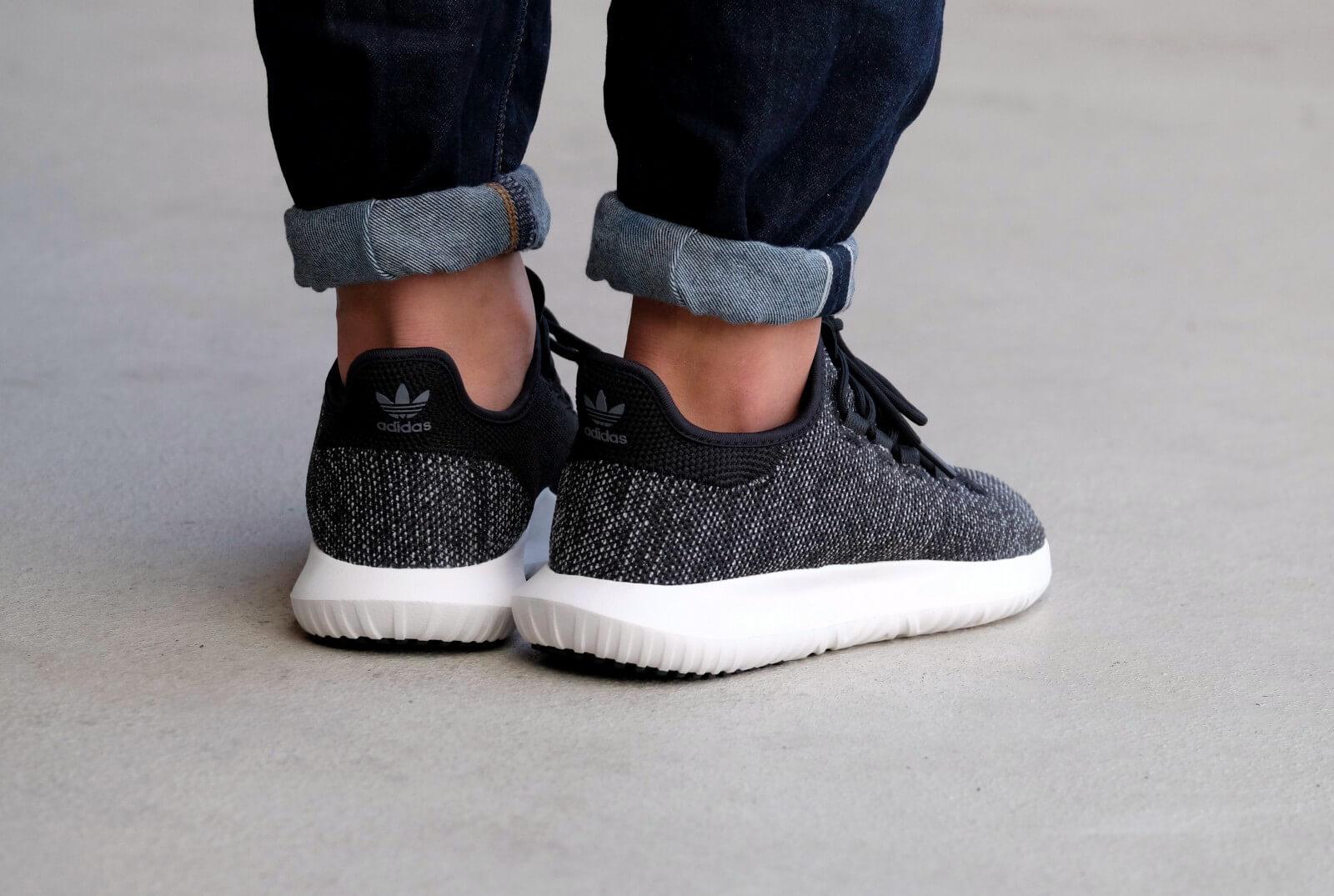 Adidas Sombra Tubular De Punto Negro bu3gOU