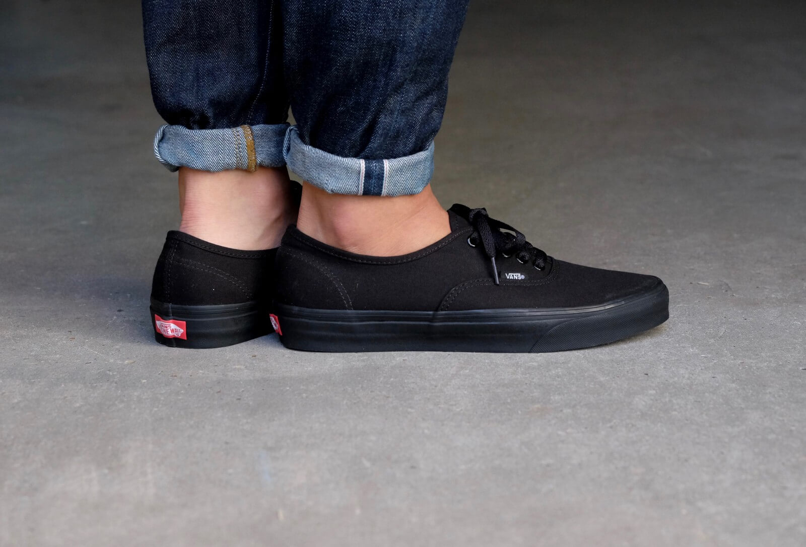 Vans Authentic BlackBlack VN000EE3BKA