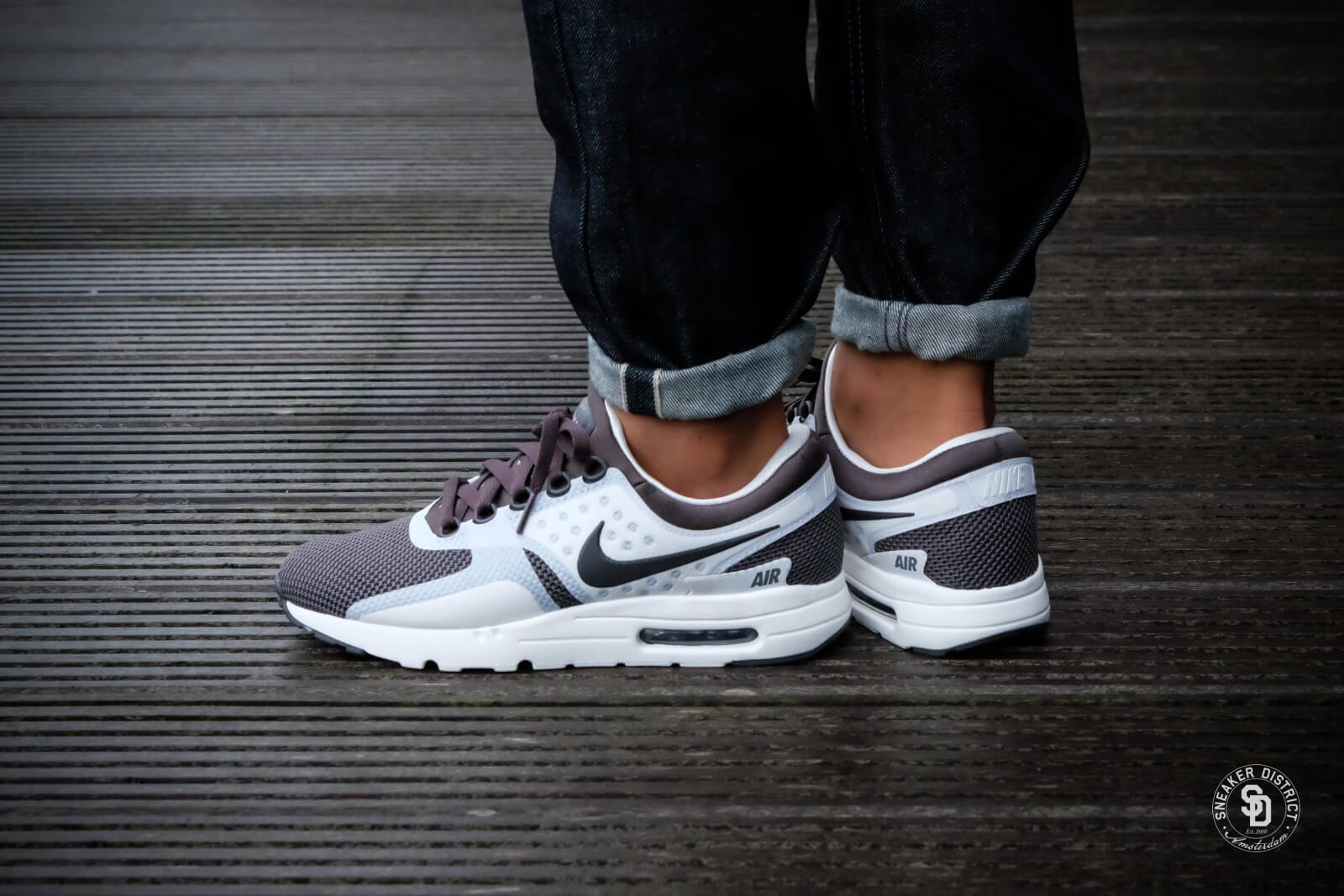 Nike Air Max Zero Essential Midnight FogSummit White 876070 009