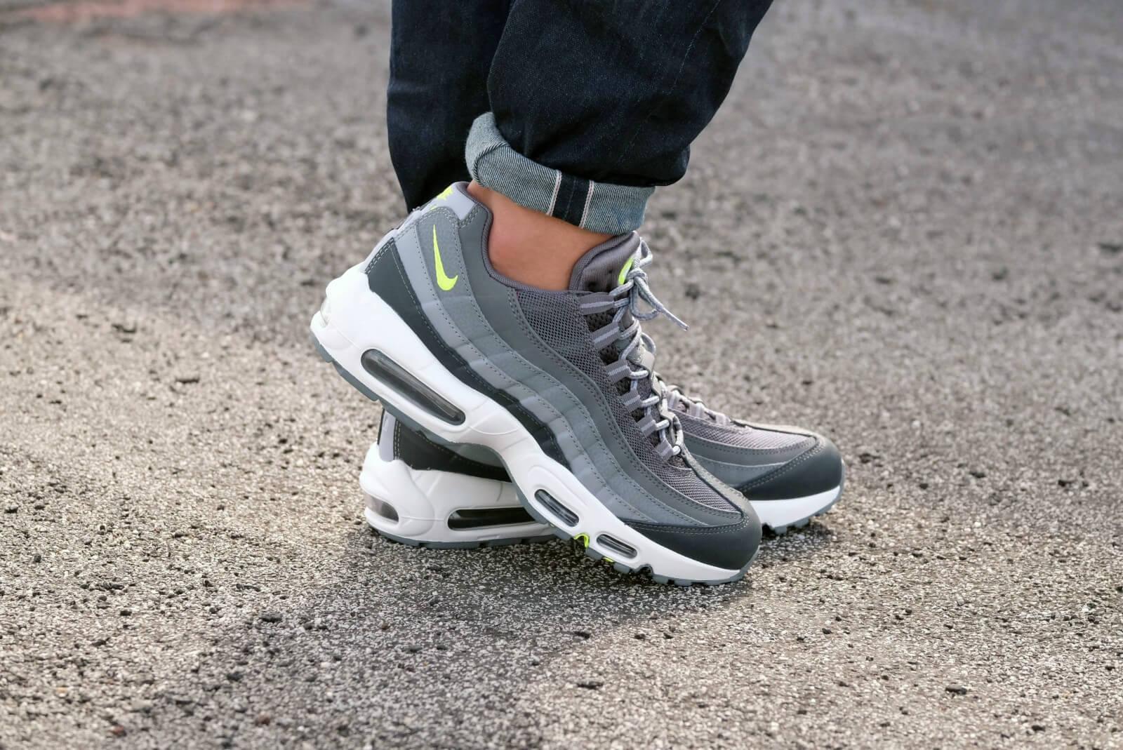 Nike Air Max 95 Essential Anthracite/Volt-Anthracite-Dark Grey