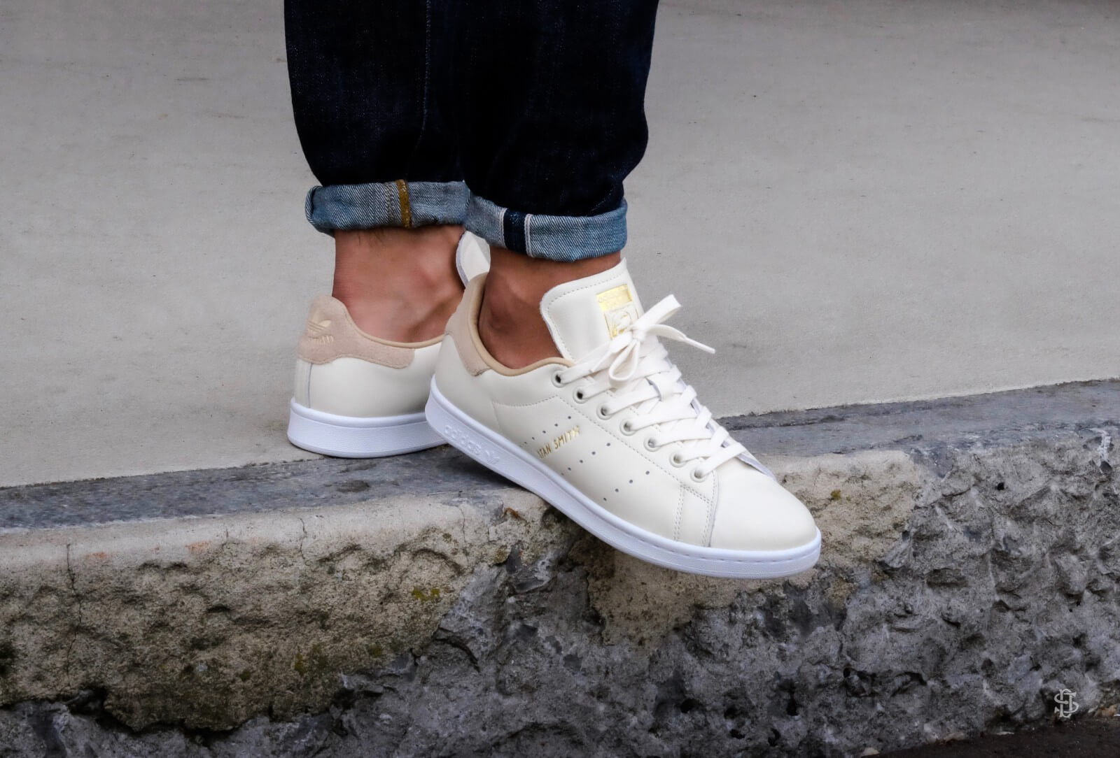 Adidas WMNS Stan Smith Off WhiteSt Pale Nude BB5165