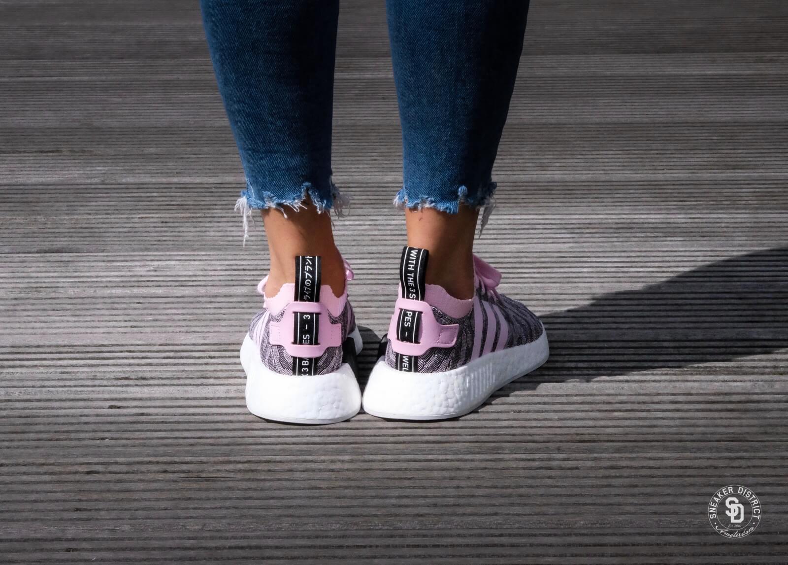 Adidas Nmd Pk R2 W Núcleo Negro / Rosa xOtAyHxl6
