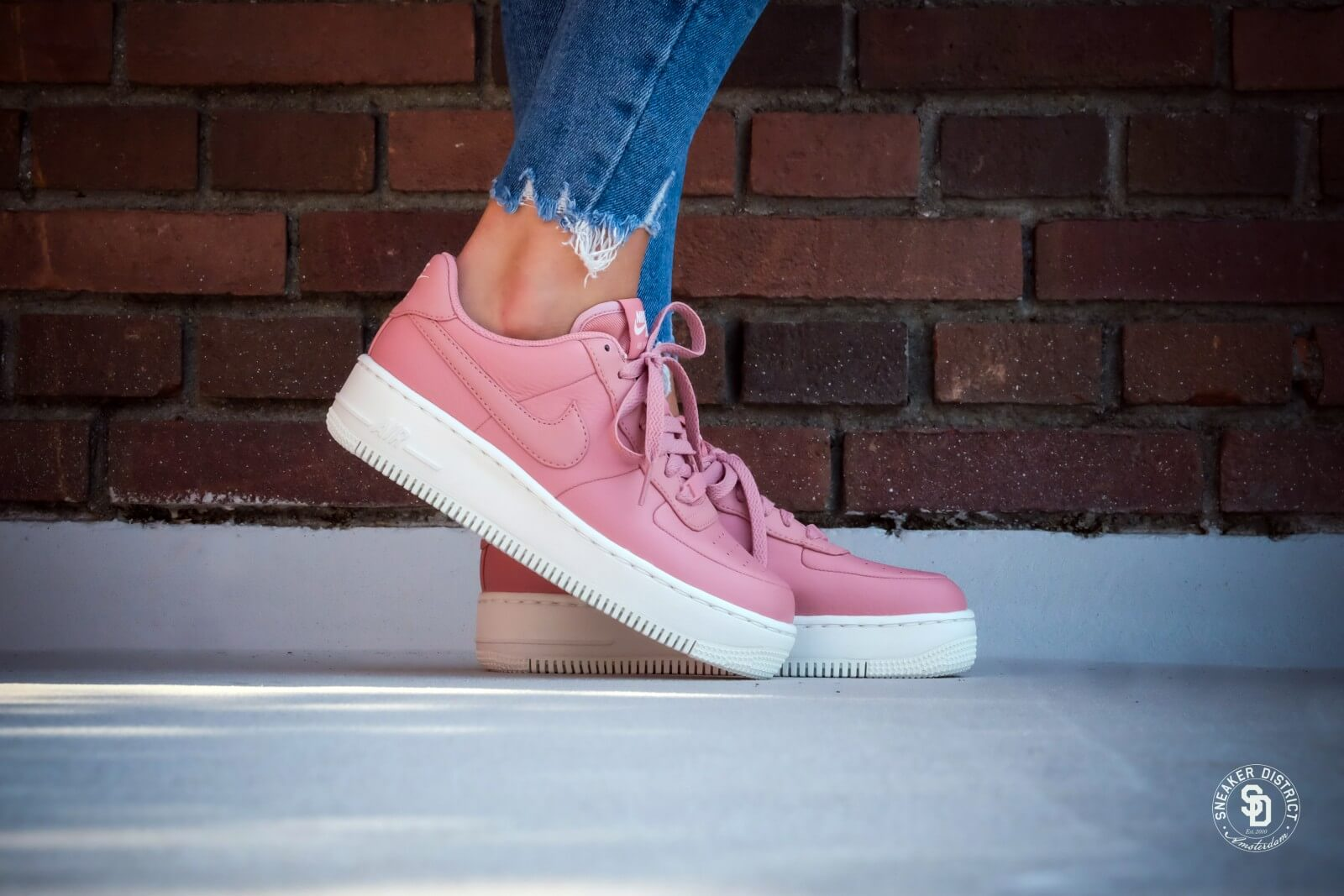 Nike Air Force 1 Upstep - Pink