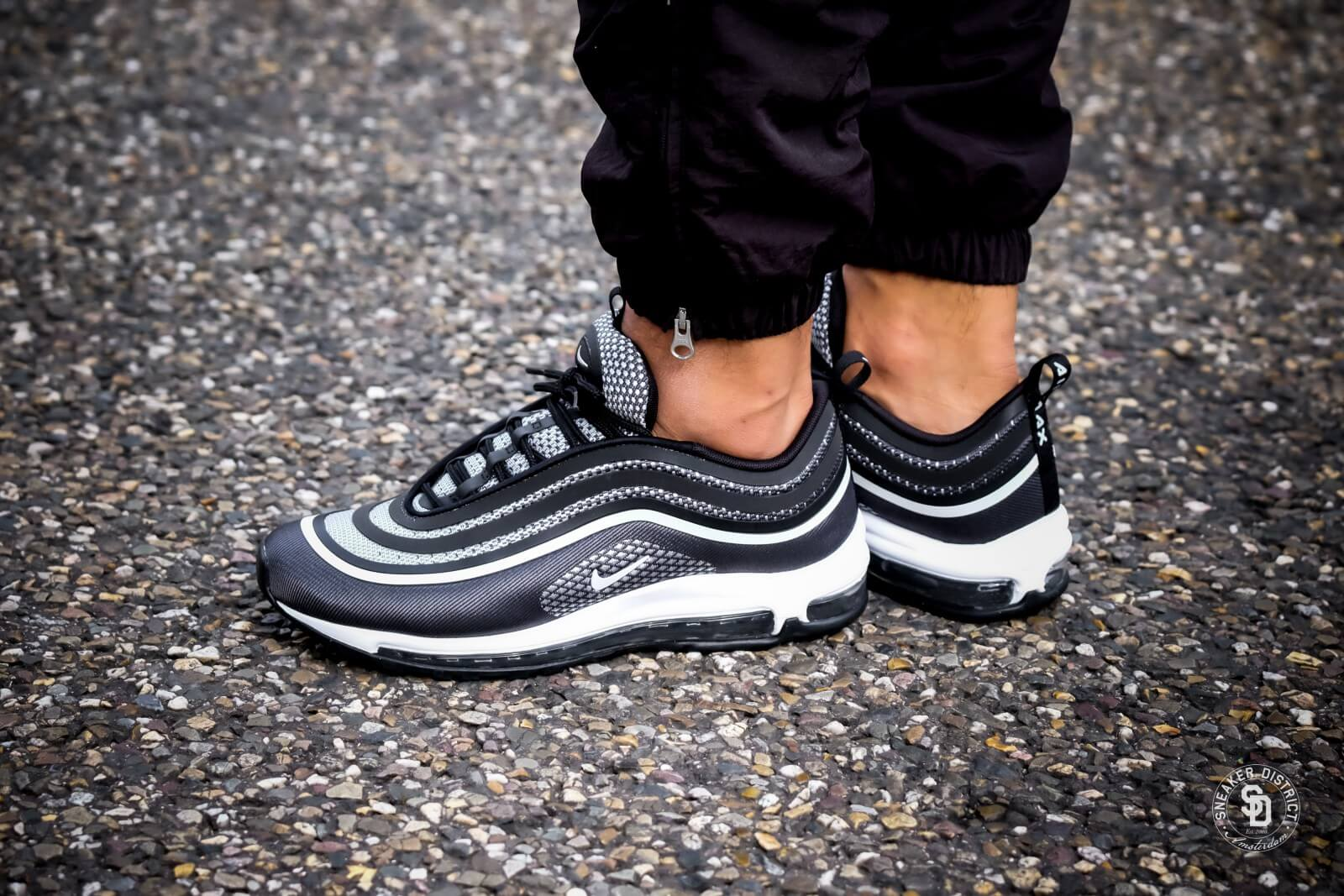 Nike Air Max 97 UL '17 Black / Pure Platinum Anthracite / White - 918356-001