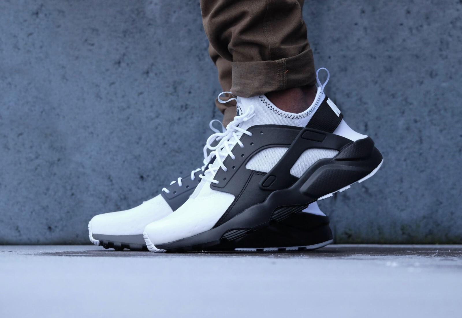 check out fabdf 2c695 ... closeout nike air huarache run ultra se white black black pure platinum  232ca a6824