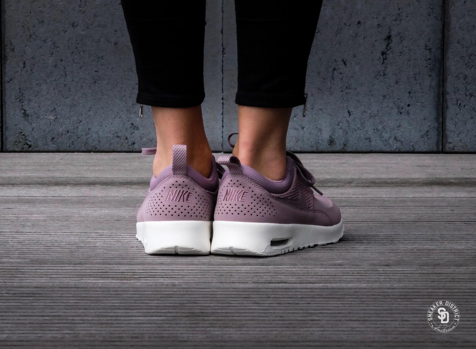 Détails sur Femmes Nike Air Max Thea Prm Mauve Baskets Violets 904500 200