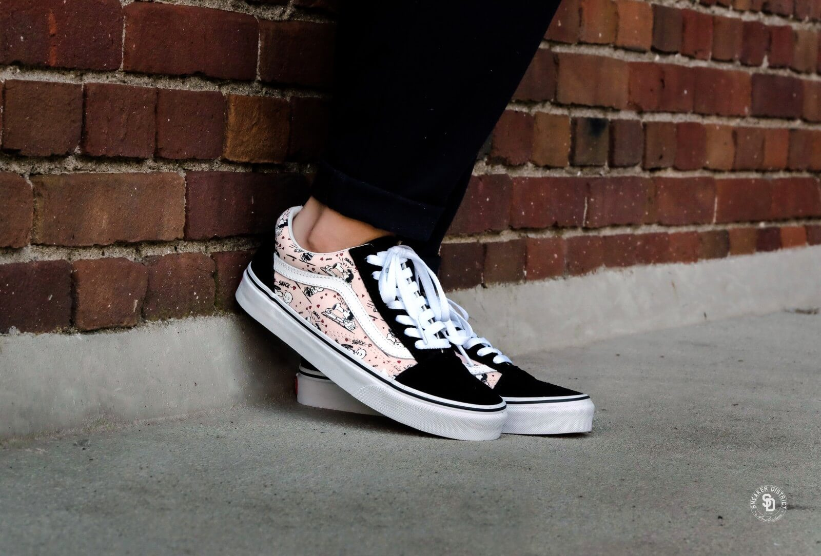 Vans x Peanuts Old Skool SmackPearl VN0A38G1OQV