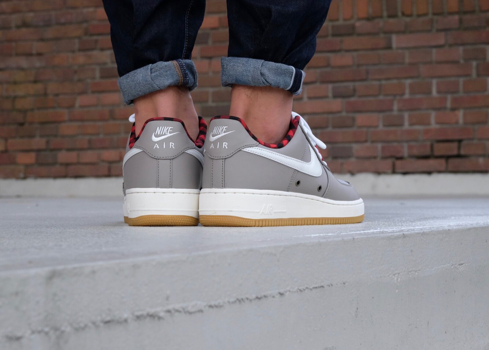 air force 1 femme taupe
