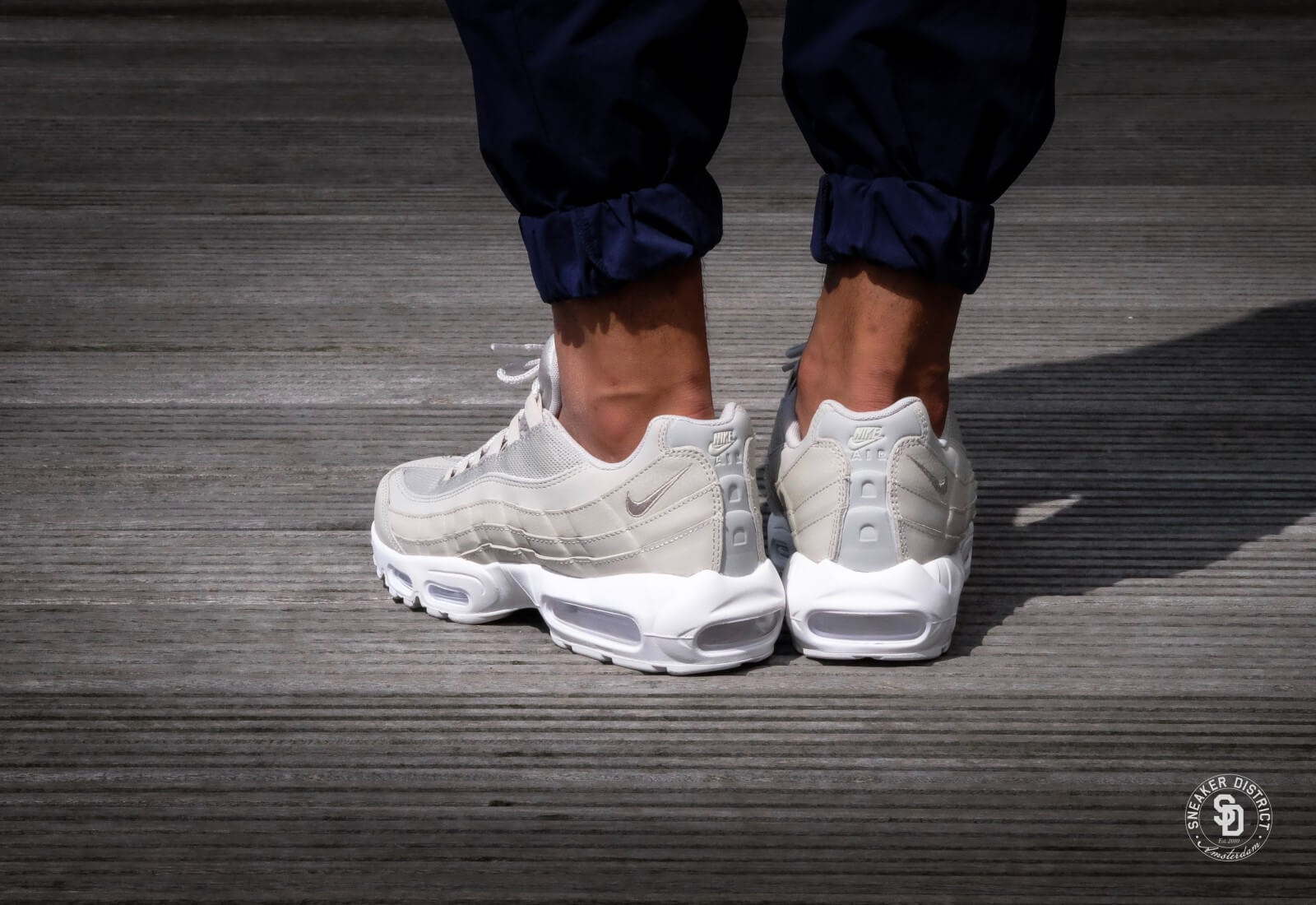 Nike Air Max 95 Essential Pale grey/Summit White