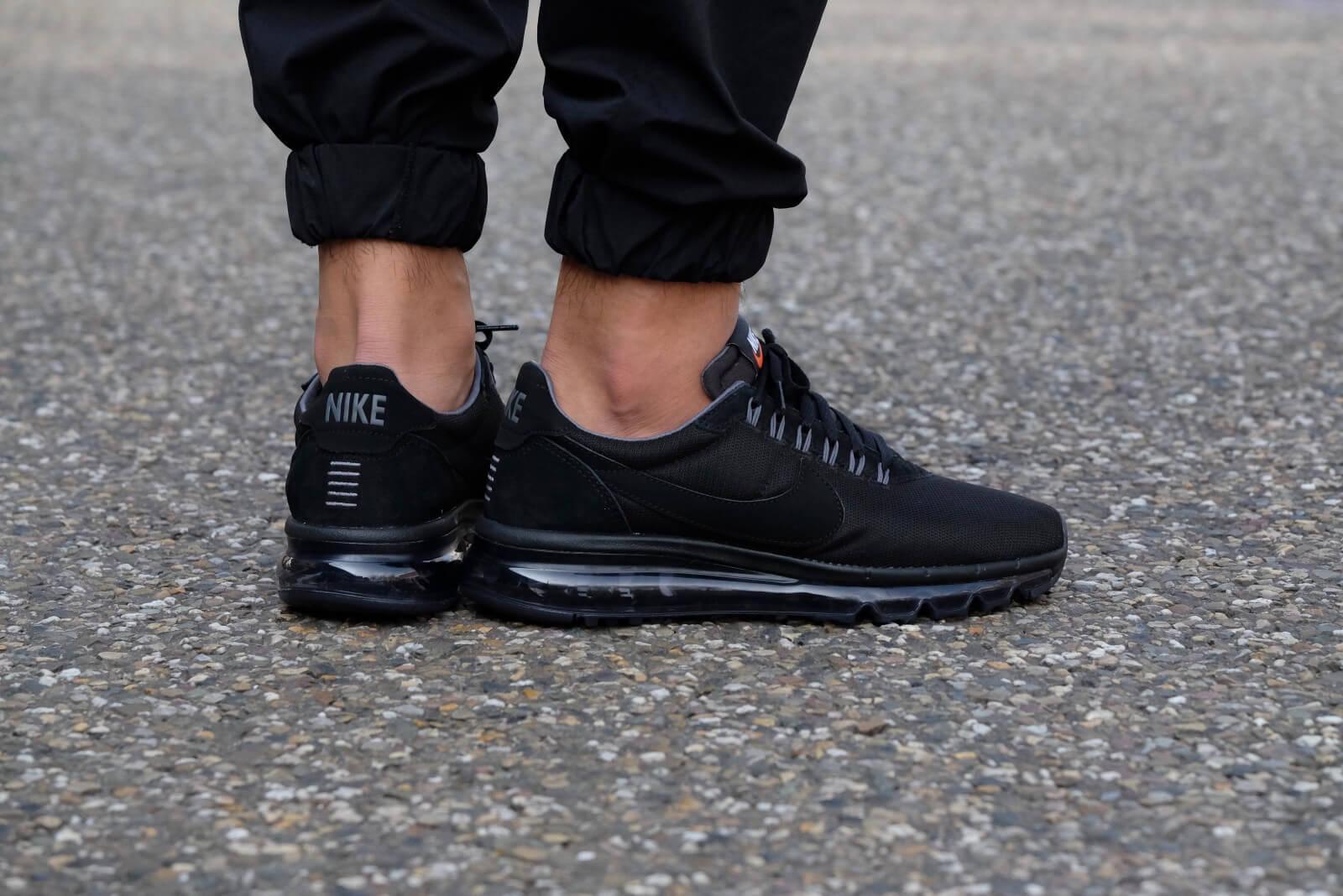 Nike Air Max LD Zero Noir Noir Dark Gris 848624 005