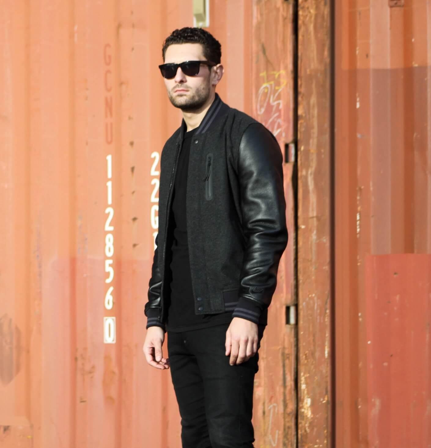 Nike Destroyer Jacket Black Black 545942 032