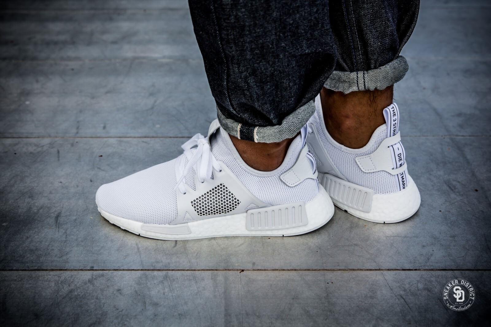Adidas NMD XR1 Footwear White BY9922