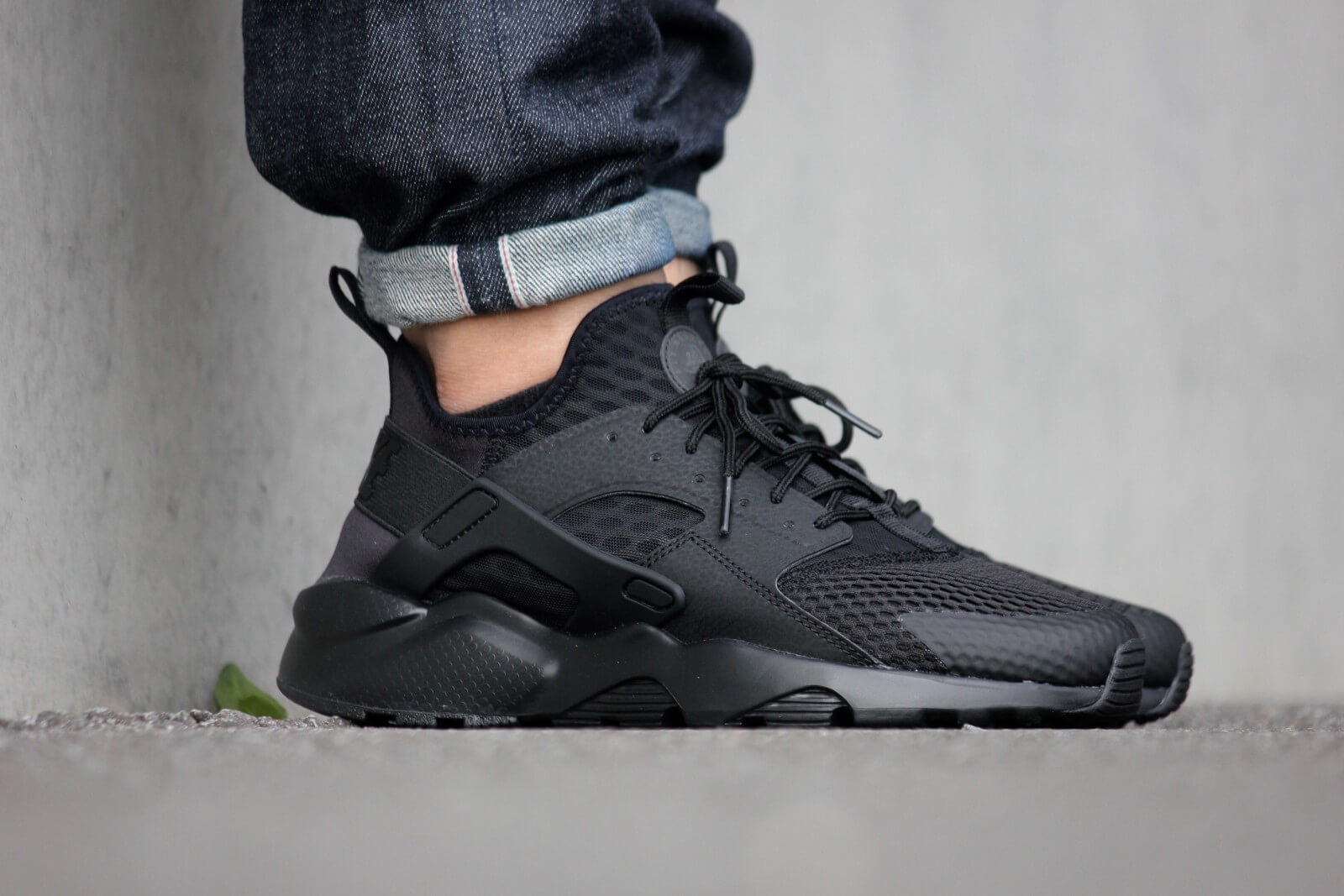 Nike Air Huarache Ultra BR Black/ Black