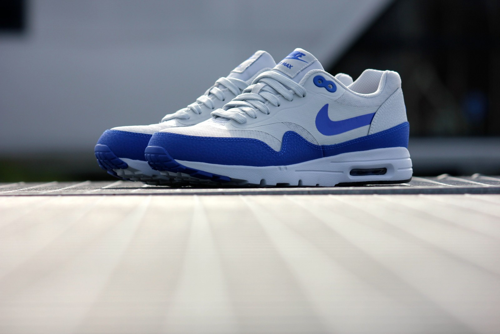 Nike Air Max 1 Ultra Essential OG Blue | SneakerFiles