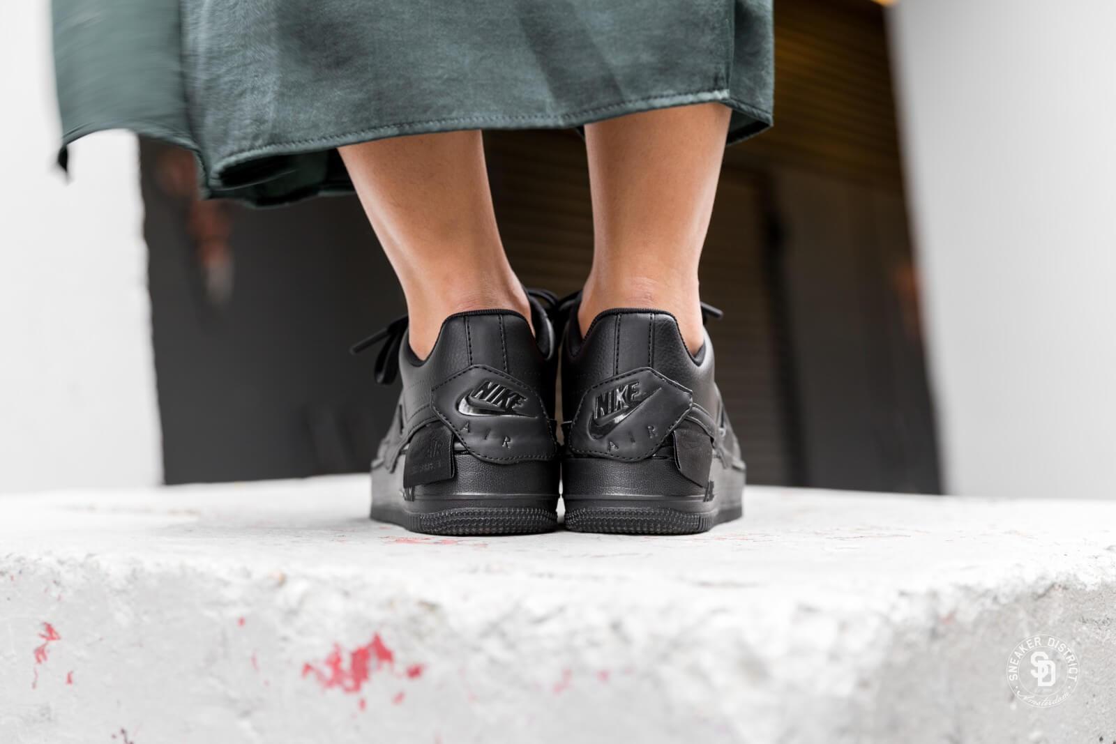 Nike Air Force 1 Jester XX BlackBlack AO1220 001