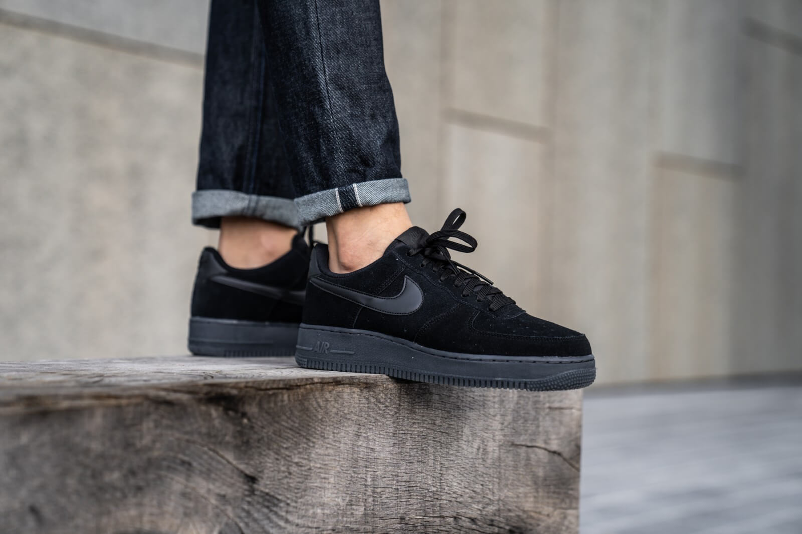 nike air force 1 homme anthracite
