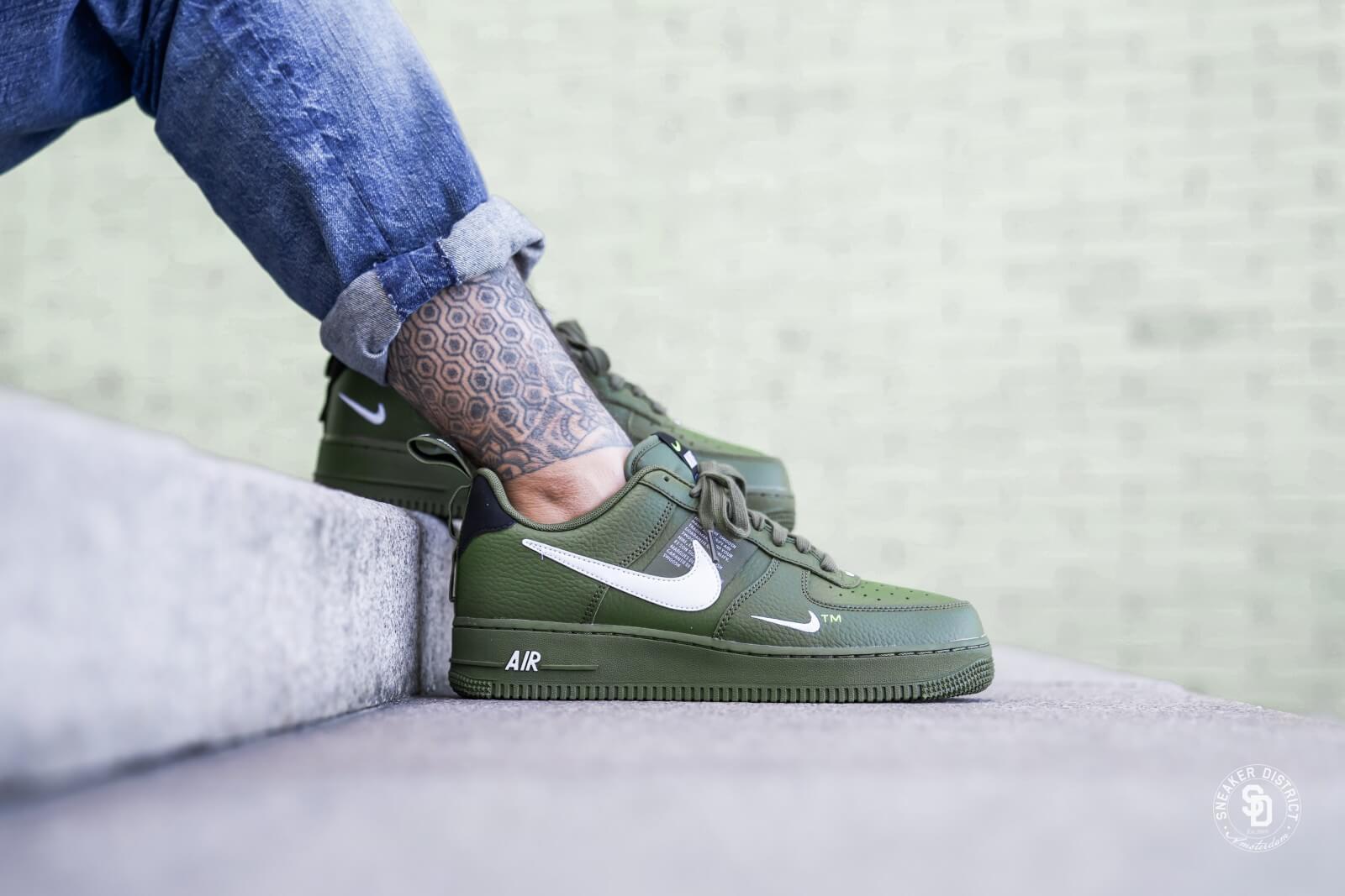 air force 1 vert kaki