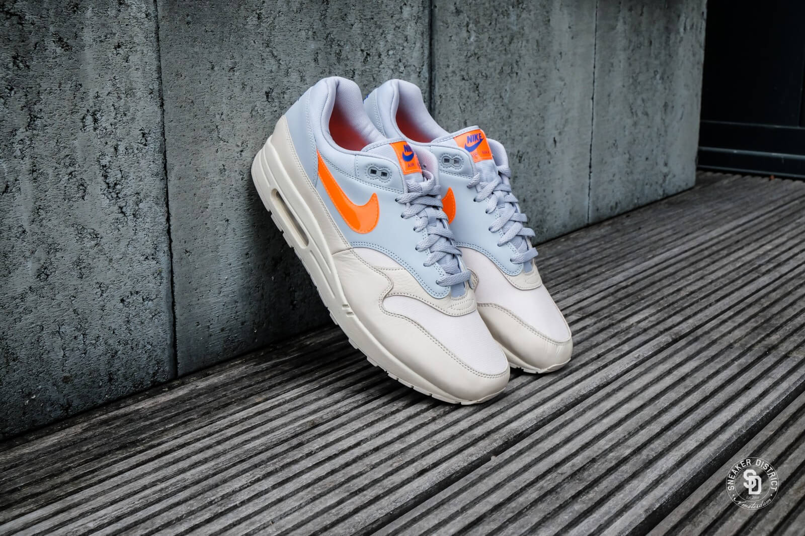 coupon code for nike air max 1 cool gris total orange 38031