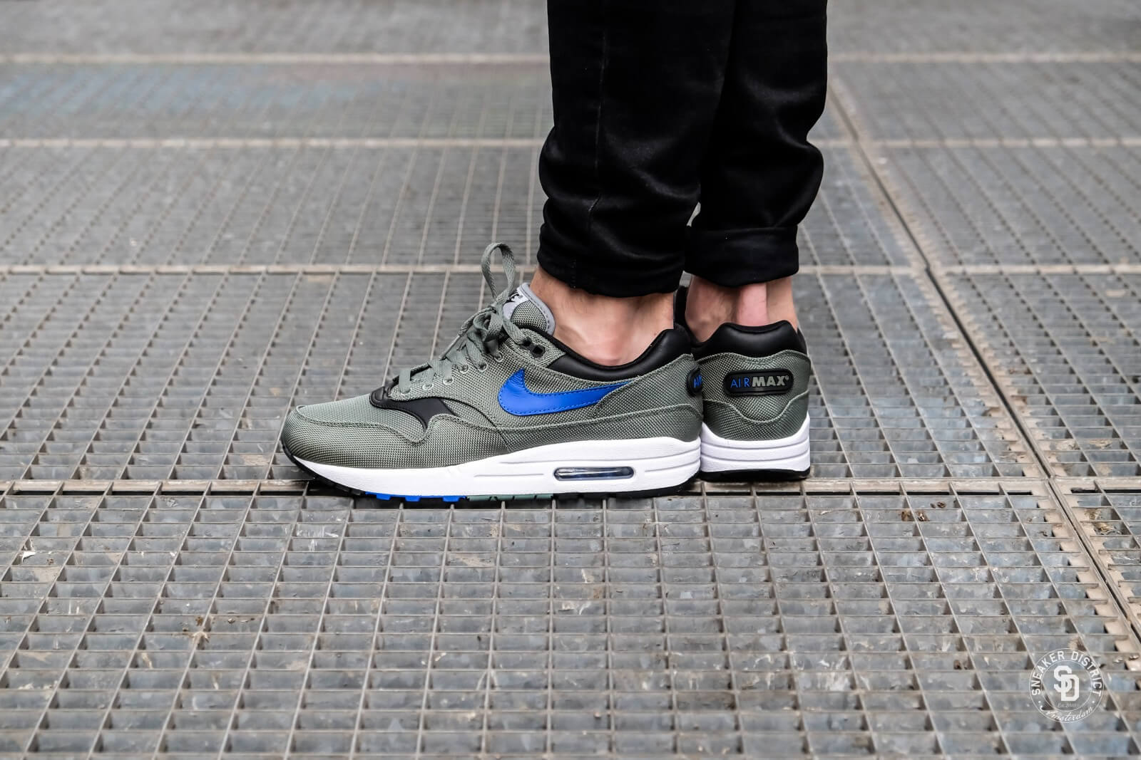low priced b8571 46ebe canada air max 1 green and grey 483a4 8a40e