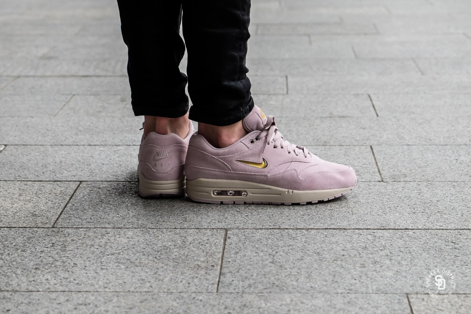 air max 1 homme rose