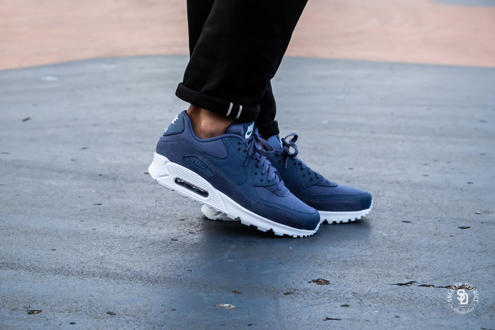 Nike Air Max 90 Essential Diffused Blue/White
