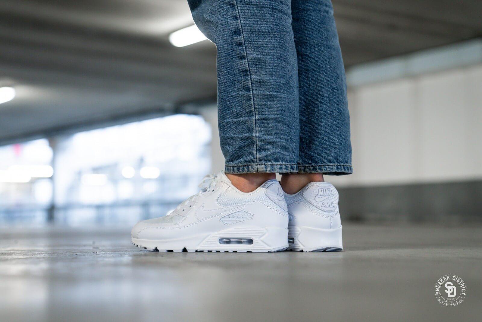 Nike Air Max 90 Essential White/White