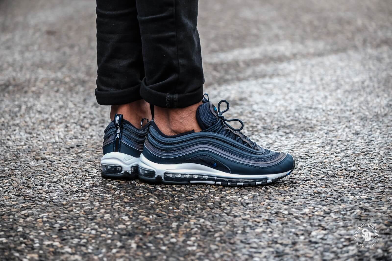 Air Max 97 Obsidian White black white