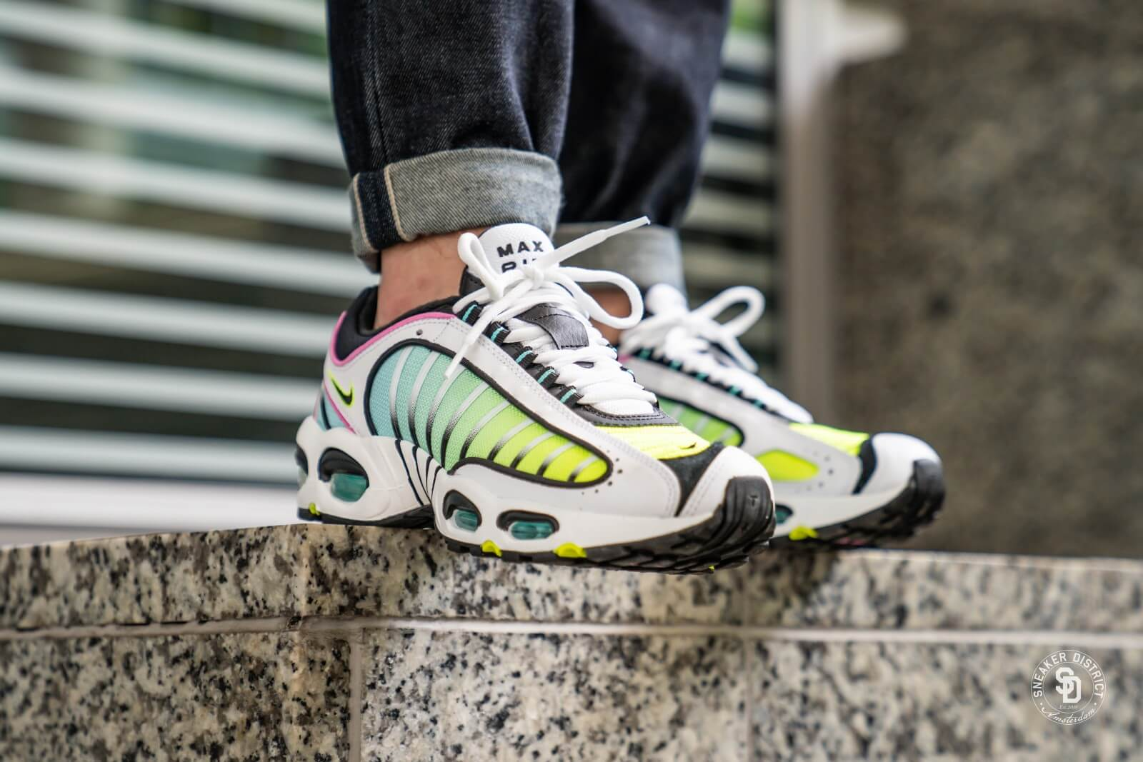 Nike Air Max Tailwind IV WhiteBlack China Rose Aurora Green AQ2567 103