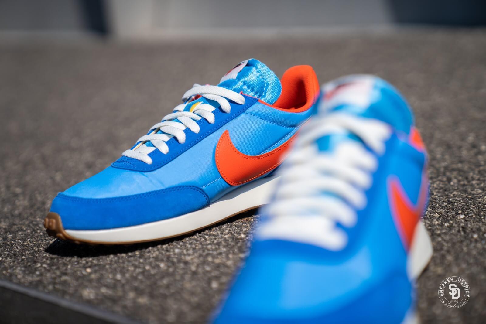 Nike Air Tailwind 79 Pacific BlueTeam Orange University Blue 487754 408