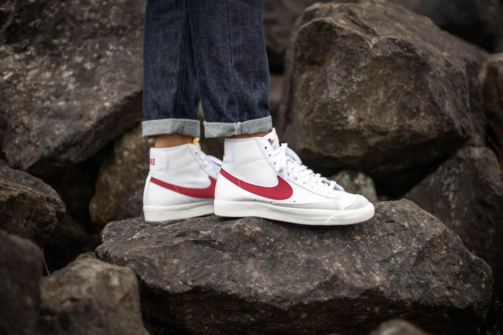 Nike Blazer Mid '77 Vintage White/Worn Brick-sail