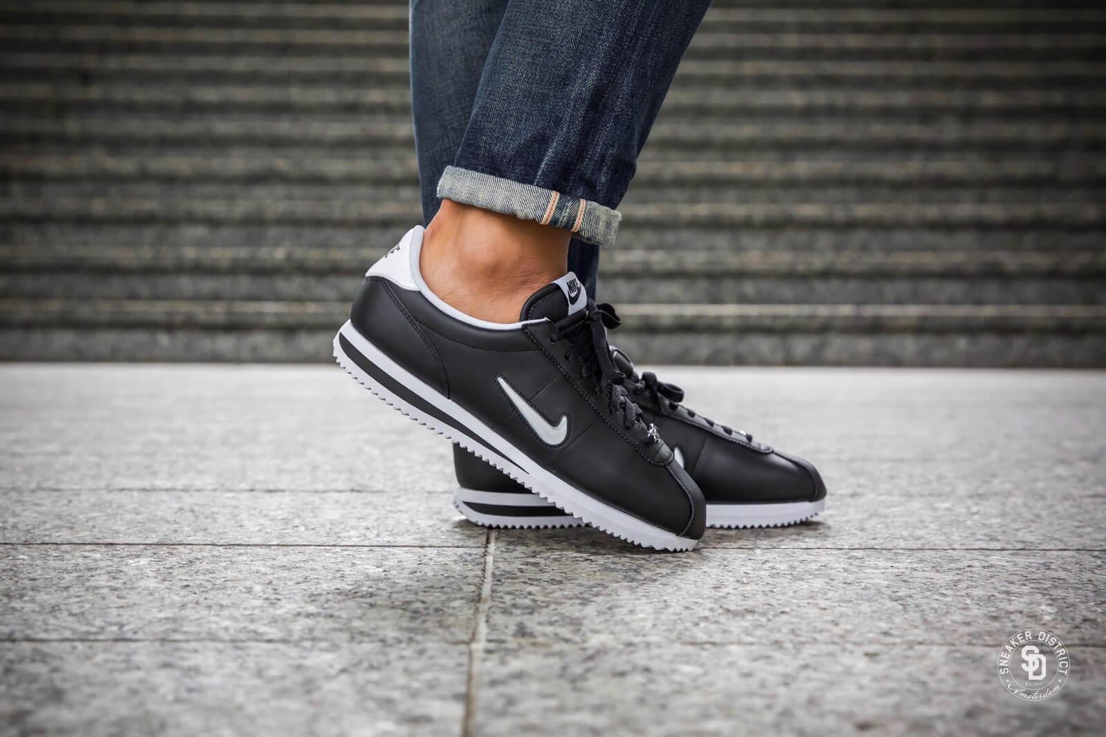 Nike Cortez Basic Jewel BlackWhite 833238 002