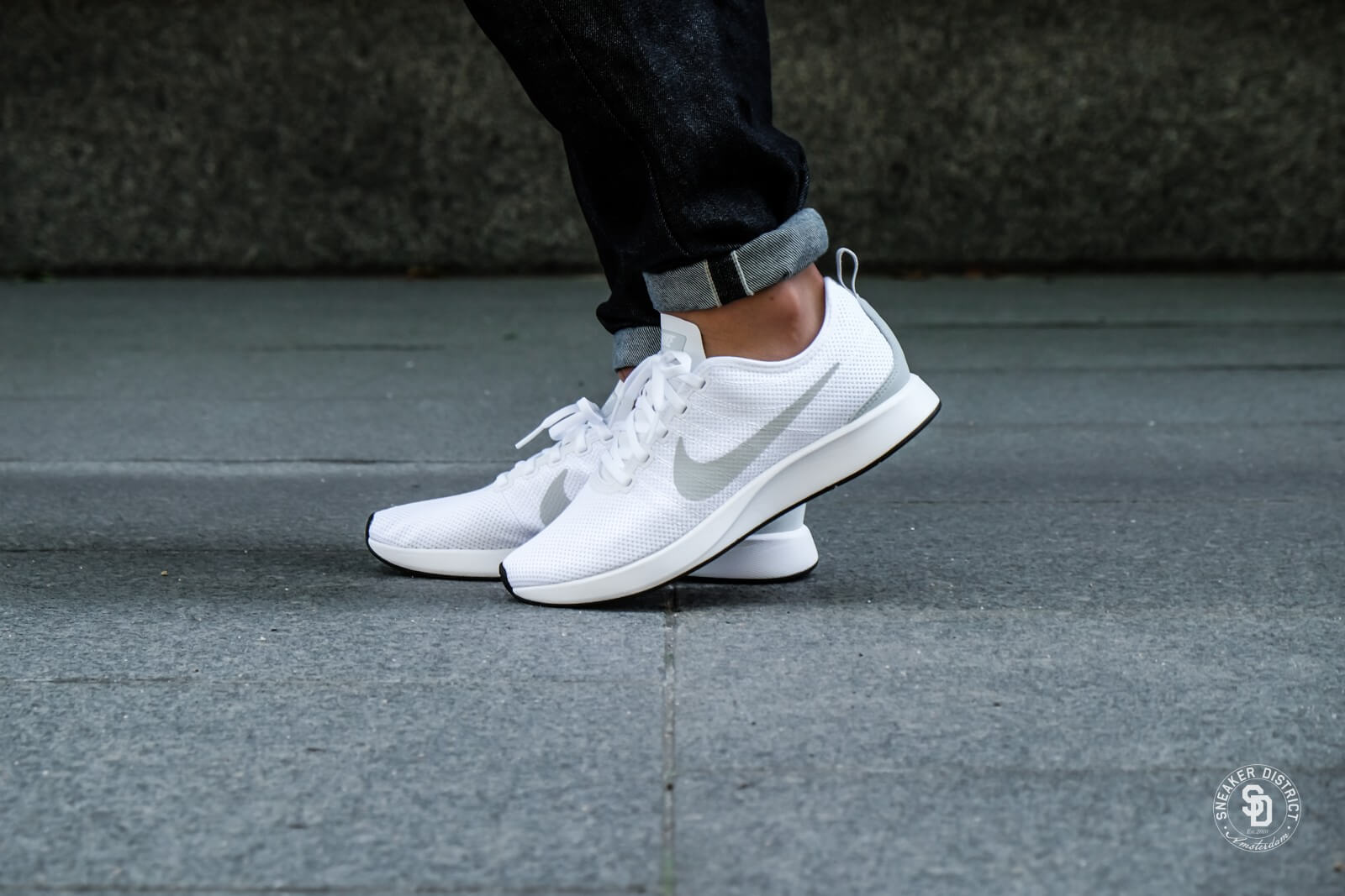 Nike Dualtone Racer White 918227 Pure Platinum White Noir 918227 White 102 7fc316