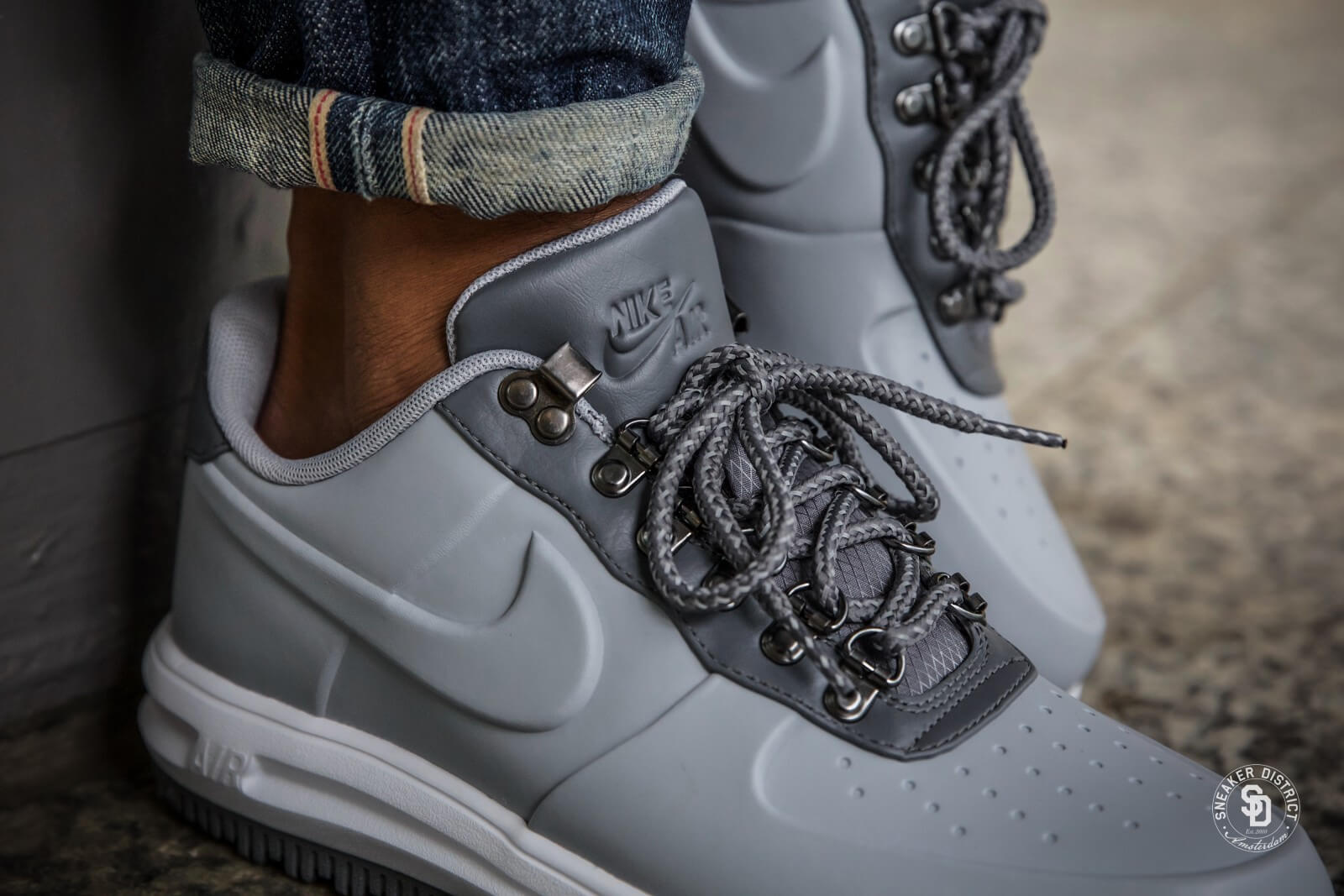 amazon nike lunar force 1 low duckboot wolf grey cool grey 04e39 120b4 d1239ed93