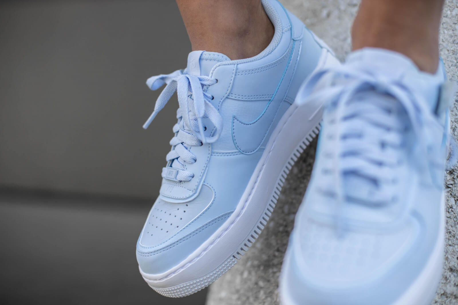 air force 1 femme shadow bleu