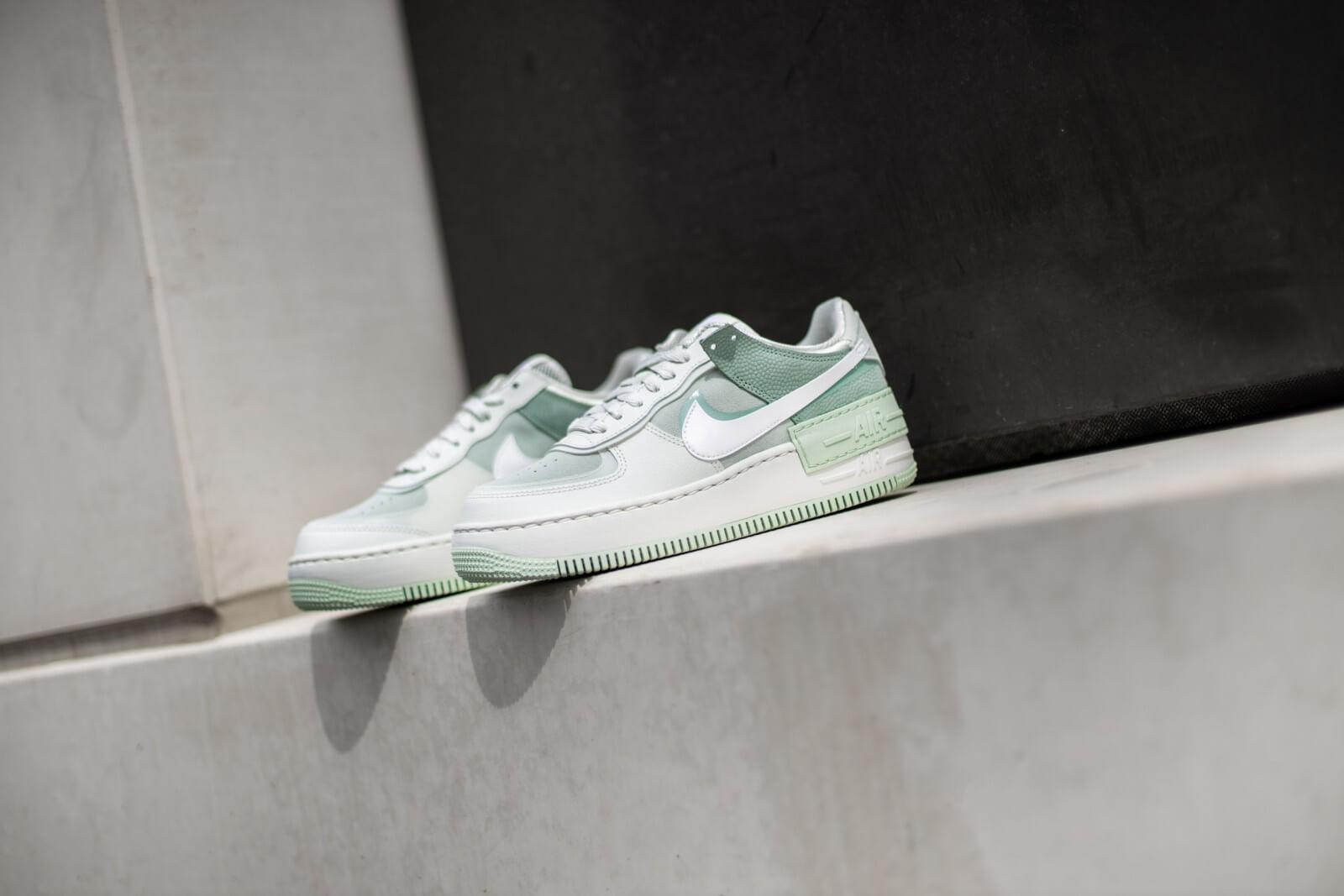 nike air force 1 shadow vert