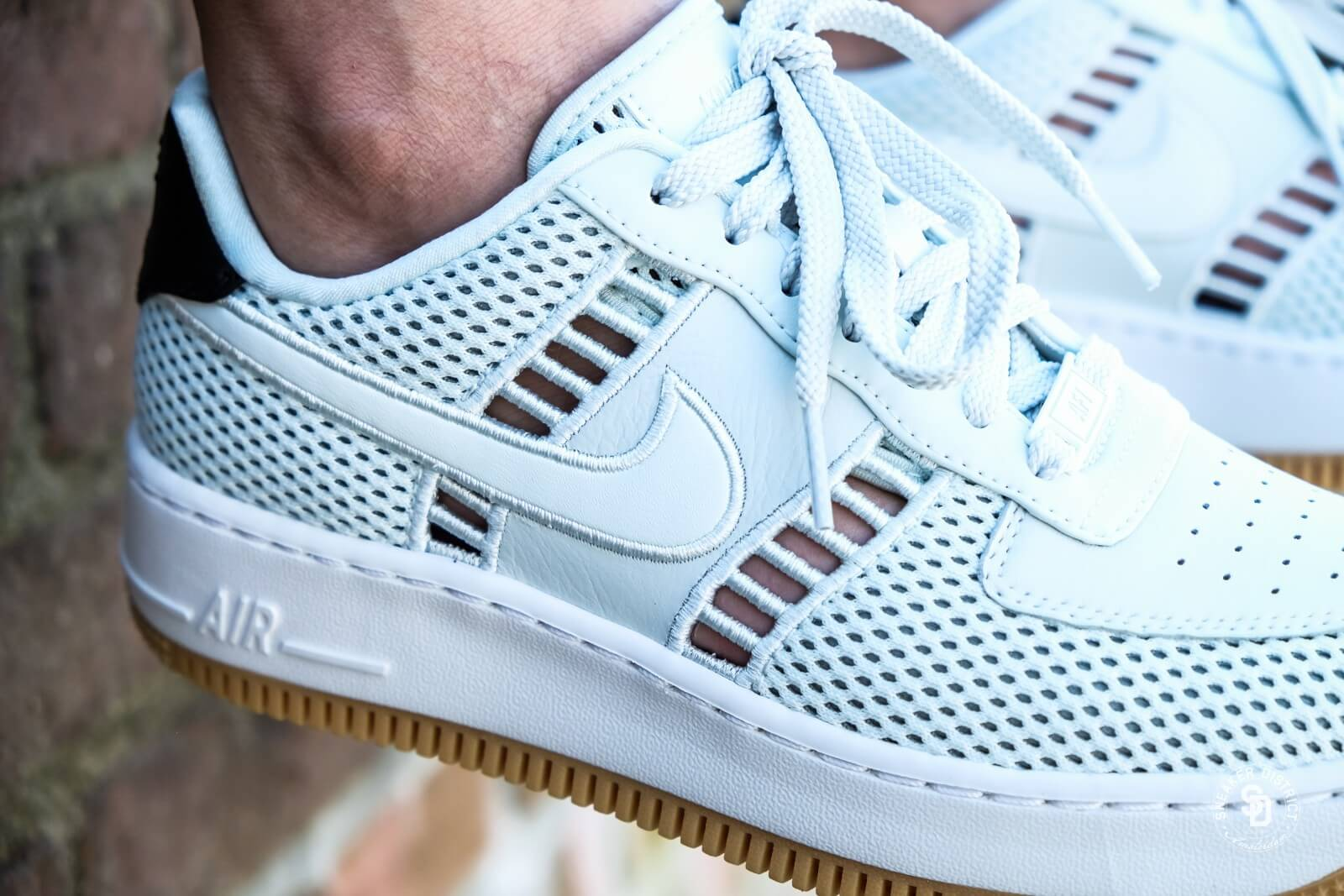 Nike Air Force 1 Upstep SI Blanc | 917591 100 | Foot District