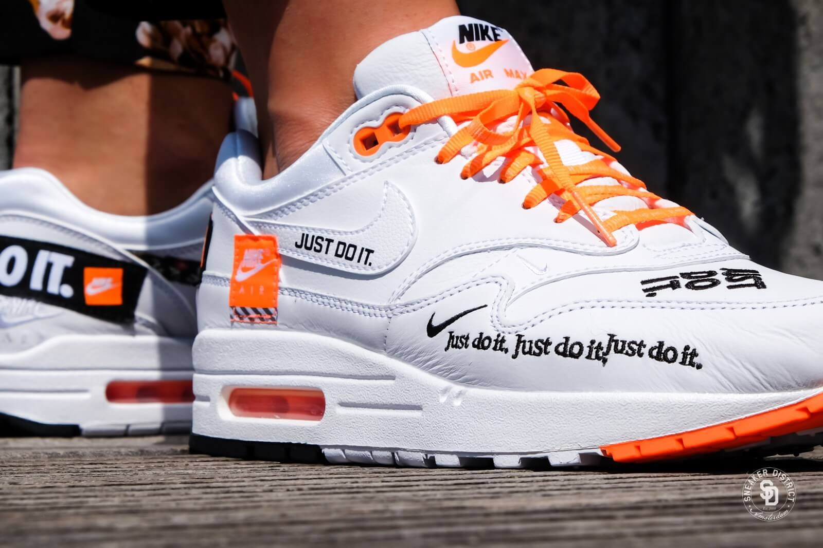 air max 1 homme just do it