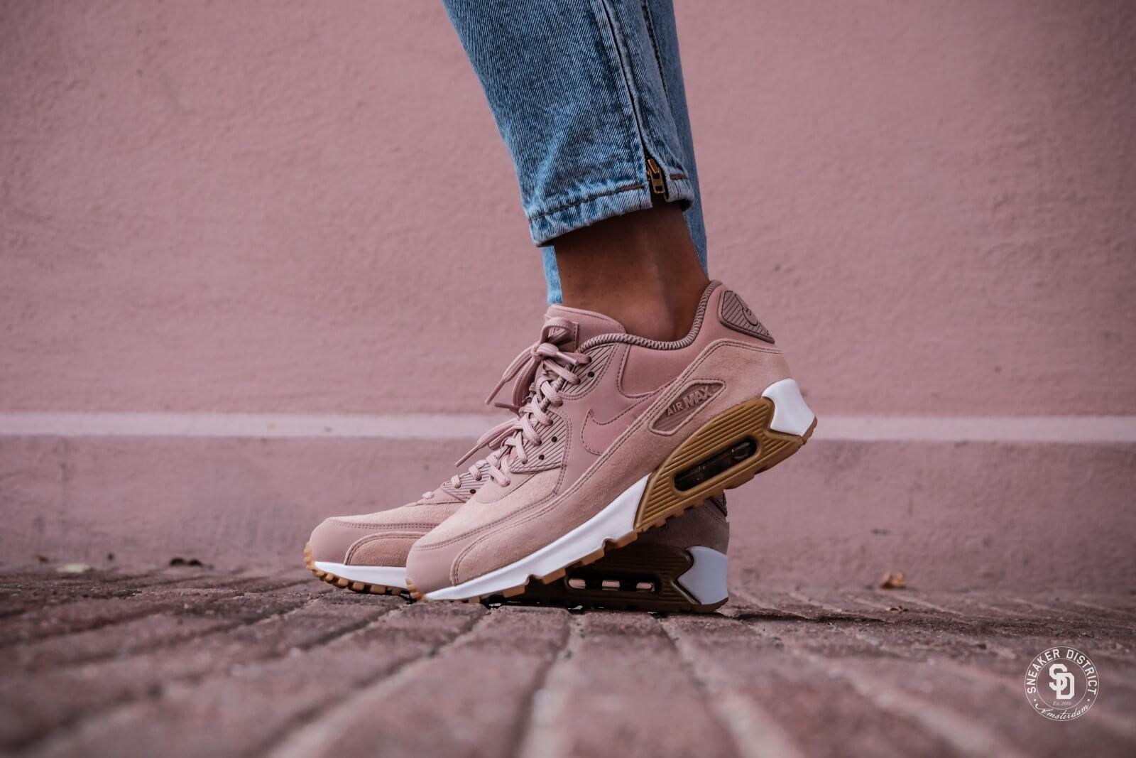 Nike Air Force 1 Low Particle Pink Brings Pastels to Fall   Nice Kicks