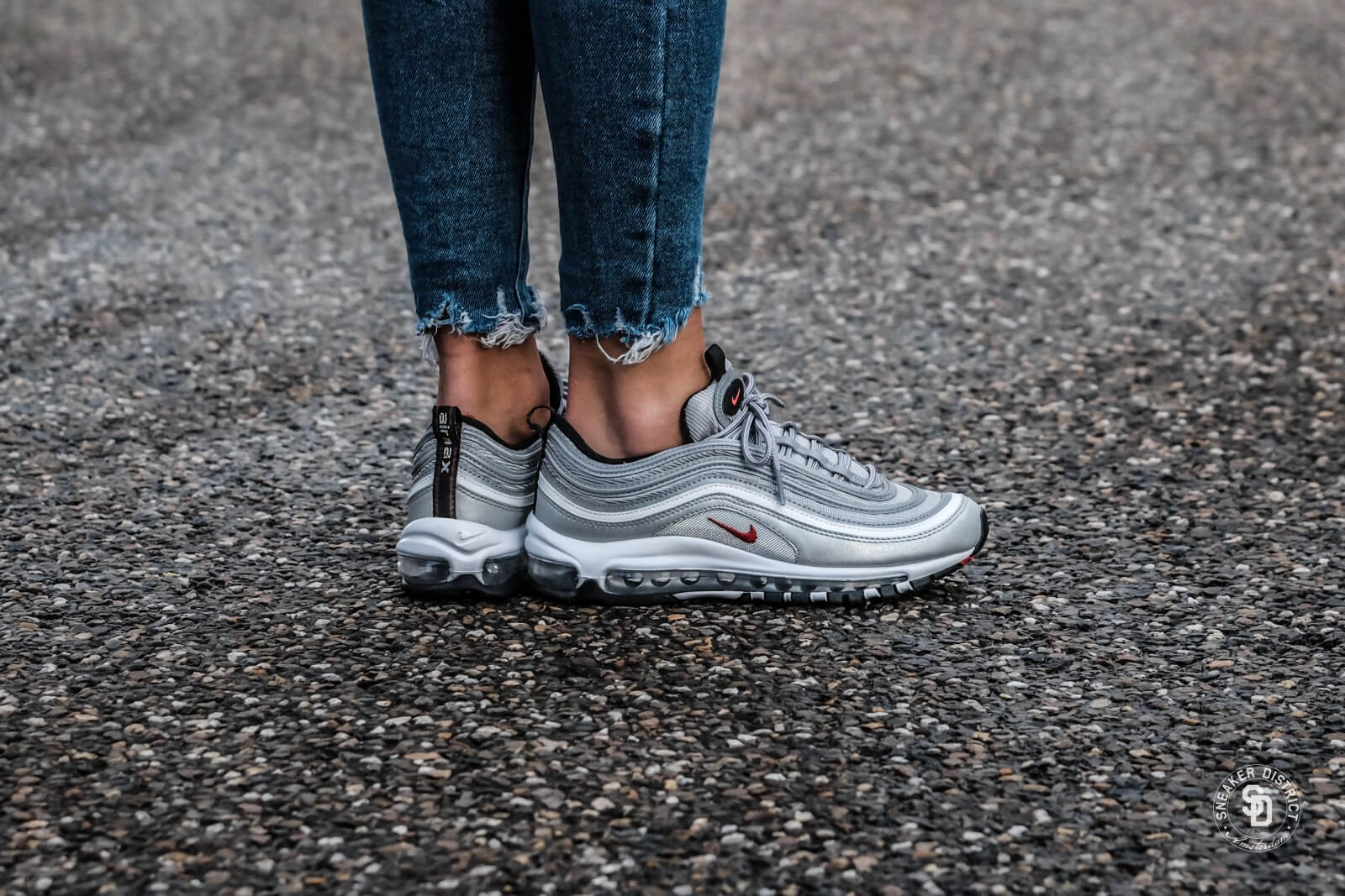 Nike Air Max 97 OG Silver Bullet Red