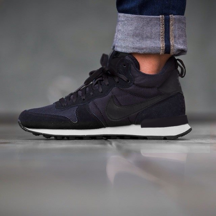 nike mid internationalist femme