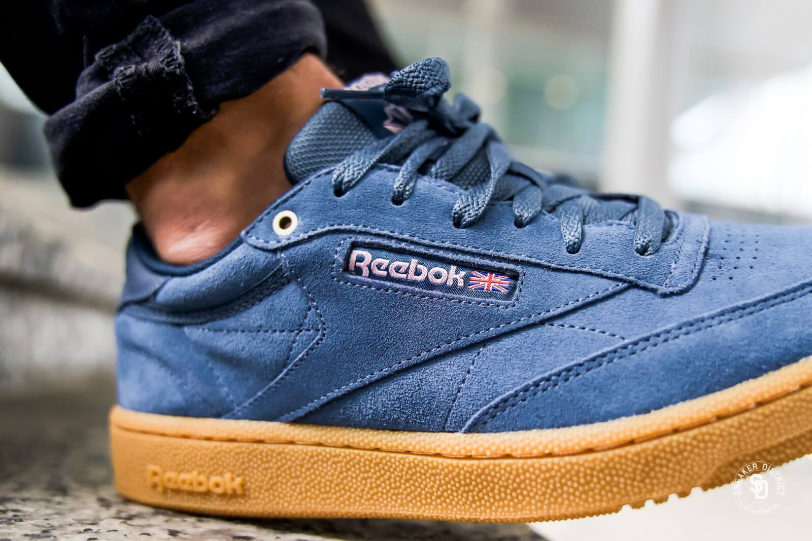 8e6e9f0f8e2 85 C Reebok Frozen Mu Club Deep Chaussure Sea wE4x4HOqn