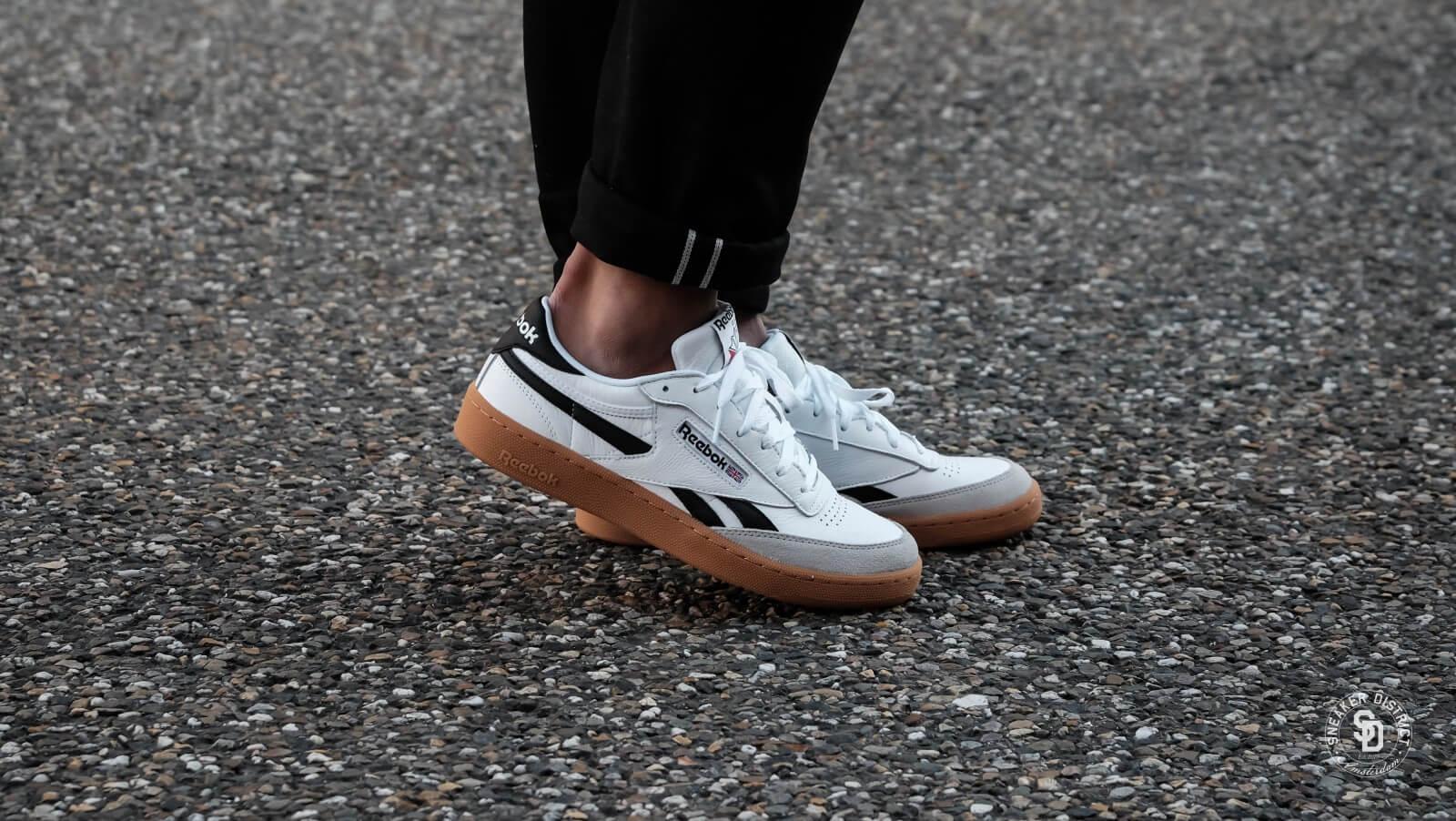 Reebok Chaussures Revenge Plus Gum Classics White